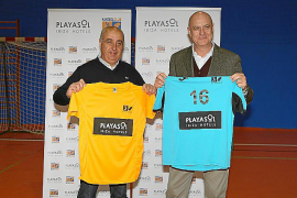 El HC Eivissa firma un acuerdo con Playasol para los dos próximos cursos