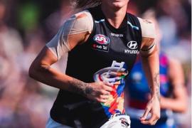 El acoso a una futbolista australiana por una foto