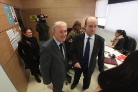 El TSJIB exige al CGPJ que se doten de los espacios adecuados a los juzgados afectados por el incendio