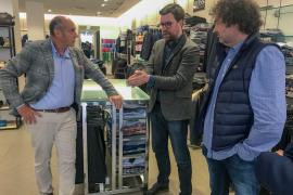 Més promete tres nuevos ejes cívicos y un centro comercial abierto en Palma