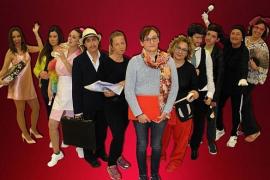 La obra 'Sar·di·nas' aterriza en el Teatre Principal de Santanyí