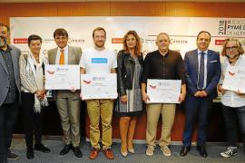 Premio Pyme del Año del Banco Santander y la Cámara de Comercio
