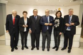 Entrega de los reconocimientos de los agroturismos de Baleares