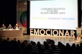 Arranca el I Congreso Educativo Sa Real con más de 400 inscritos