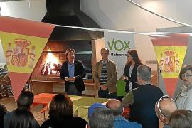 Presentación en Vox de Tomeu Bonafé