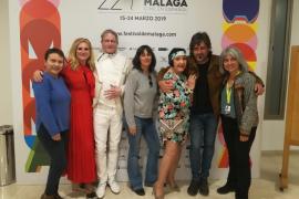 'Moonface, una mujer en la guerra' consigue el premio del público en el festival de cine de Málaga
