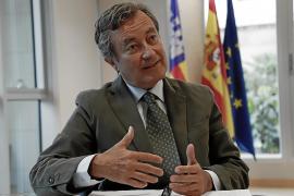 Joan Gual de Torrella: «En unas semanas comenzará a construirse la estación marítima de Botafoch»