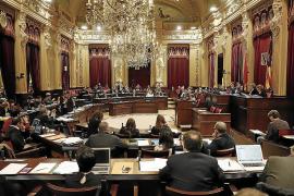 El Parlament balear termina la legislatura con un centenar de iniciativas sin tramitar