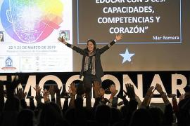Éxito de público y participación en el cierre del Congreso Educativo Sa Real