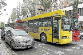 Podemos Eivissa promete recuperar las paradas urbanas de las líneas de autobús de la ciudad de Ibiza
