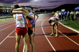 Eivissa suma dos oros, dos platas y tres bronces en la primera jornada del campeonato de Balears absoluto