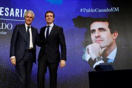 """Pablo Casado participa en el espacio de foros """"La España necesaria"""""""