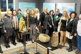 Exposición 'Soc dona, soc art', en Pòrtol