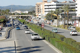 El Consell actualiza la redacción del proyecto del primer cinturón de Vila 10 años después