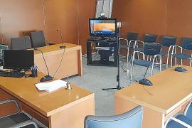 Los juzgados de lo Penal celebrarán mañana los primeros juicios en el Consell