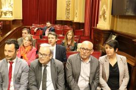 El Parlament aprueba la Ley de Capitalidad de Vila en el último pleno de la legislatura