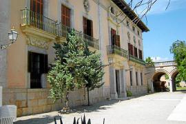 El Palau d'Aiamans en Lloseta