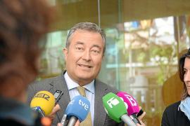 Joan Gual de Torrella, presidente de la Autoritat Portuària de Balears