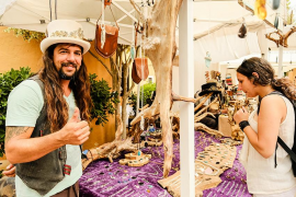 Este miércoles vuelve el Hippy Market de Punta Arabí
