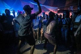 La segunda edición Dub Rap a Dub Benefic Party en Factoria de So