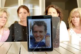 La familia del británico desaparecido: «Pensamos que Rem se ha refugiado en algún lugar histórico de Mallorca»