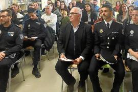 Los policías tutor de Ibiza realizaron el curso pasado más de 1.900 actuaciones