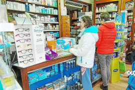 El Supremo ilegaliza 18 farmacias de Balears, una de ellas en Ibiza