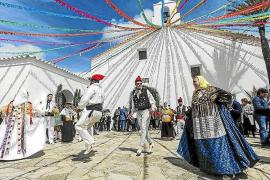 Programa de fiestas de Sant Vicent de sa Cala