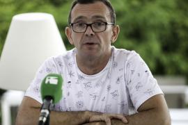 """Salvador Aguilera registra una queja formal en el Parlament porque le han llamado """"tránsfuga"""""""