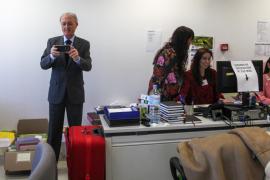 """El presidente del TSJIB subraya que los juzgados de Ibiza están en una situación """"desgraciada y calamitosa"""""""