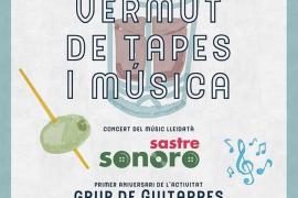 Vermut de tapas y música en el Casal son Tugores de Alaró