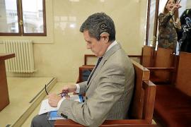 Jaume Matas en el juicio del caso Turisme Jove