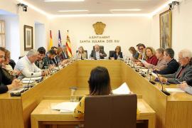 El Ayuntamiento de Santa Eulària aprueba cancelar toda su deuda