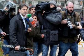 Oriol Pujol sale de prisión tras pasar dos meses encarcelado por las ITV