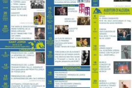 Agenda de actividades en Pollença durante el mes de Abril de 2019