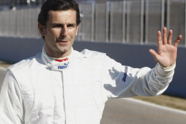 De la Rosa: «Bahrein será  mi regreso a las carreras y no puedo esperar»