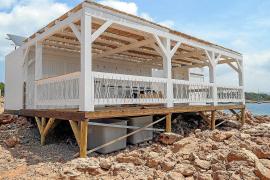 Los propietarios del chiringuito de Cala Gració encargan un peritaje para cuantificar las pérdidas