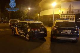 Detenido un joven por violar a una menor en el Paseo Marítimo de Palma