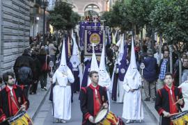 Semana Santa 2019: Procesión dels Estendards