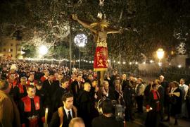 Semana Santa 2019: Procesión del Sant Crist de la Sang el Jueves Santo