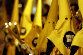 Semana Santa 2019: Procesión del Sant Enterrament en Palma el Viernes Santo