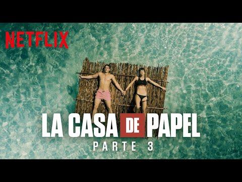 Netflix pone fecha al estreno de 'La casa de papel'