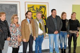 Subasta de obra de Miró a beneficio de Sant Llorenç