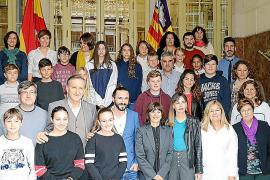 El Consell d'Eivissa participa en las propuestas del Parlament Infantil