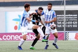 El cerrojo del Atlético Baleares