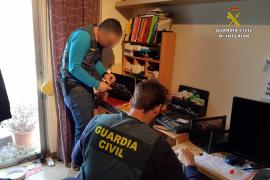 Registros por una operación contra el tráfico de personas en Mallorca