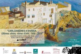 'Carloandrés a Eivissa. Últimes obres, obres d'ahir, 1958-2018' se podrá ver desde hoy en Valencia