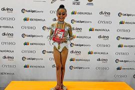 Leire García se proclama campeona de España en edad prebenjamín