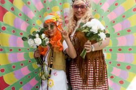 La apertura de la temporada del Hippy Market de Punta Arabí, en imágenes (Fotos: Daniel Espinosa).