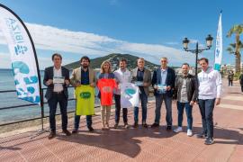 El Ibiza Marathon moviliza a más de 2.400 participantes en su tercera edición